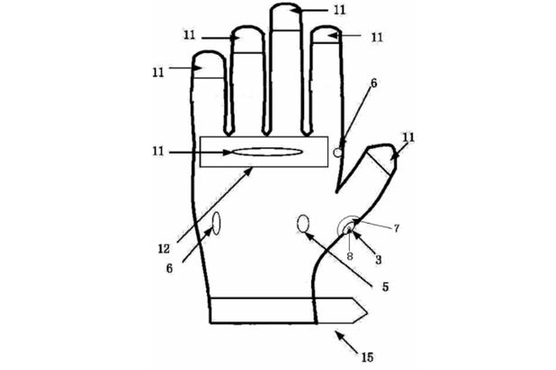 В России запатентовали перчатку-электрошокер