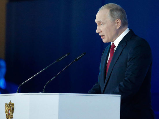 Путин подробно рассказал, зачем нужны поправки в Конституцию