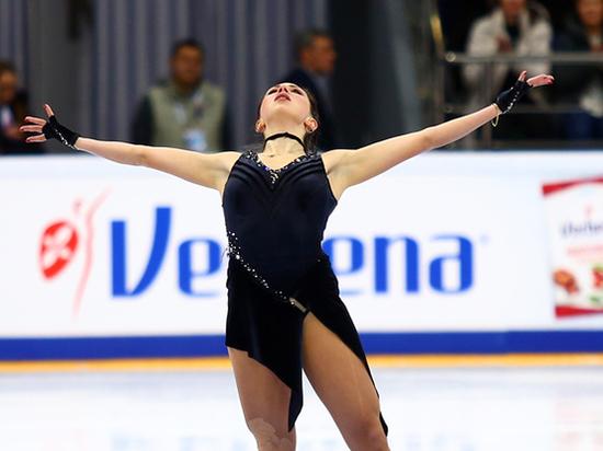 Елизавета Туктамышева поедет на чемпионат Европы работать на ТВ
