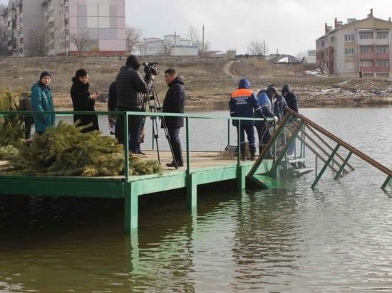 В Калмыкии пройдут традиционные крещенские купания