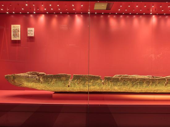 Углеродный анализ определил возраст чёлна из музея Куликовской битвы