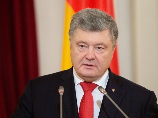 Порошенко заявил, что послание Путина является угрозой для Украины
