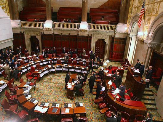 Какие проблемы решают законодатели штата Нью-Йорк в год выборов