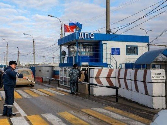 На важном посту ДПС «Чапурниковский» состоялась смена караула