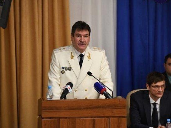 В Волгограде наградили 40 лучших работников прокуратуры
