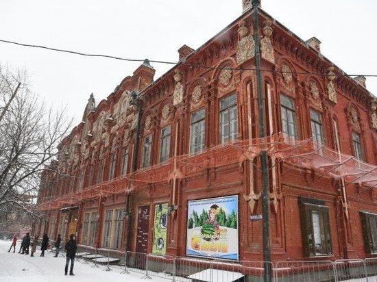 Казачий театр ждет масштабная реконструкция, а ТЮЗ получит капремонт