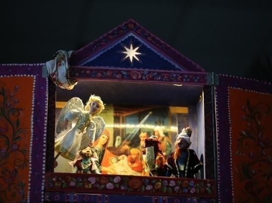Волгоградцев познакомили со святочными гуляньями на Дону