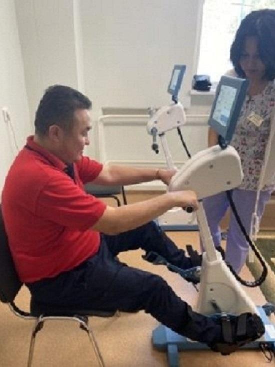 В калмыцкую больницу поступило  новое медицинское оборудование