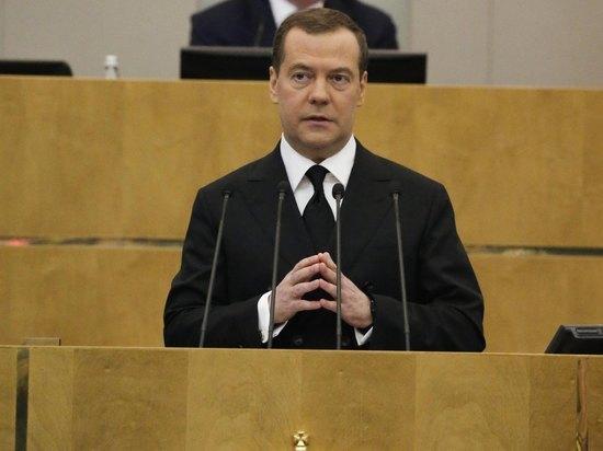 СМИ сообщили, что Медведев ушел из-за несогласия с конституционной реформой