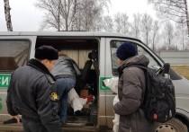 Из Курской области выдворили 123 иностранца