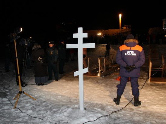 Список мест для крещенских купаний в Калужской области сократили до 43-х