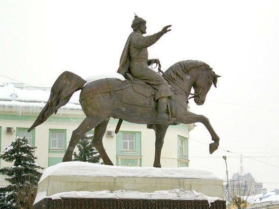 Площадь Михаила Тверского в Твери переименовали