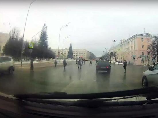 В Йошкар-Оле задержан подросток, пытавшийся скрыться на авто от ГИБДД