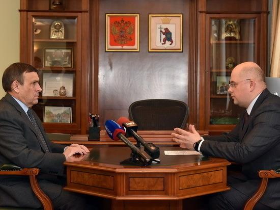 Глава Марий Эл встретился с министром сельского хозяйства республики