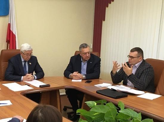 Сегодня в Саратовской областной думе - день отклоненных законопроектов
