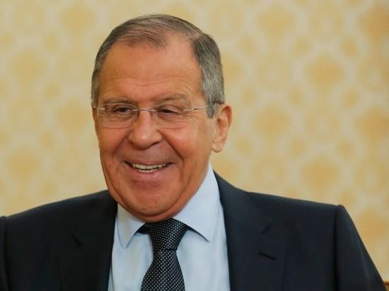 Лавров шутливо прокомментировал возможное назначение в новое правительство