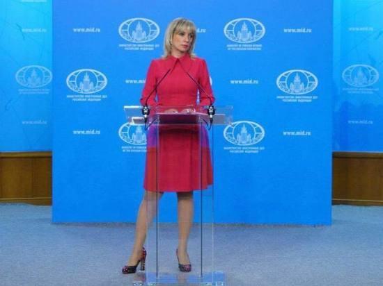 Захарова пошутила про отставки премьер-министров России и Украины
