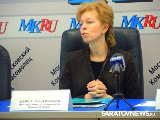 СК подтвердил, что на главу саратовского минздрава Мазину завели уголовное дело