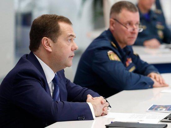 Дмитрий Медведев высказался о своей отставке
