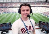 Владимир Стогниенко лидирует в номинации «Лучший спортивный журналист»