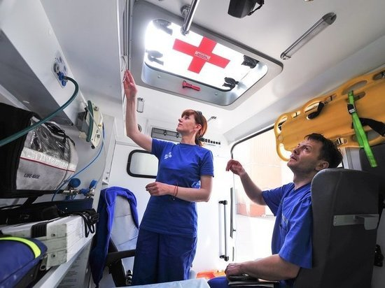 Врачи московской «скорой помощи» получат на вооружение «искусственное сердце»
