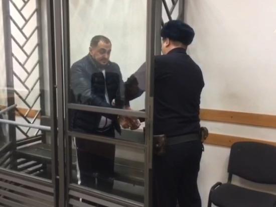 Подозреваемого в получении взятки краснодарского ГИБДД-шника заключили под стражу