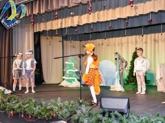 Фестиваль «Рождественская сказка» состоялся в Мурманске