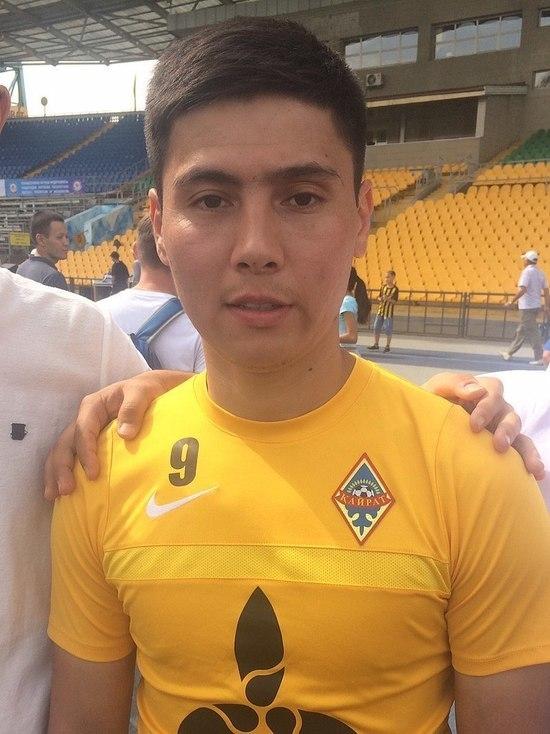 Игрок сборной Казахстана находится на просмотре в «Зените»