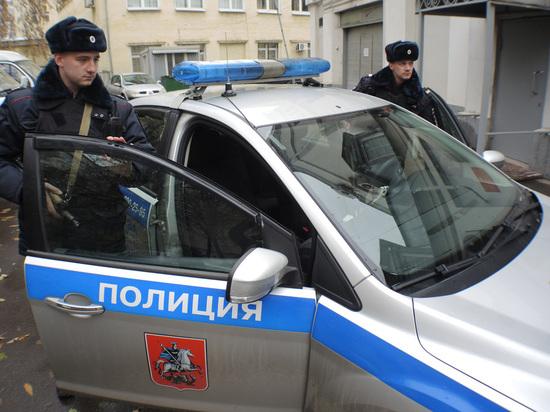 В Москве водитель обстрелял машину с автоледи