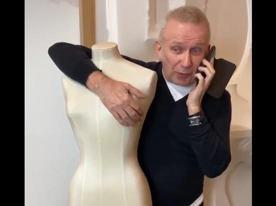 Модельер Жан-Поль Готье анонсировал прощальный показ мод
