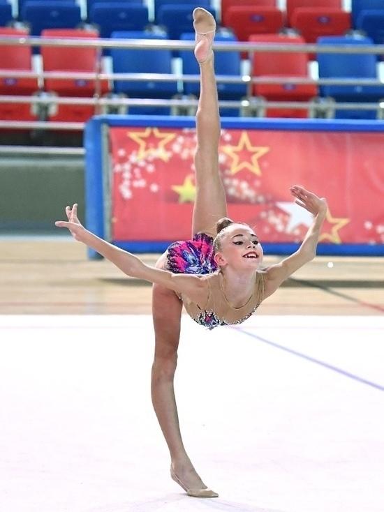 Владимирские гимнастки стали лучшими на первенстве ЦФО