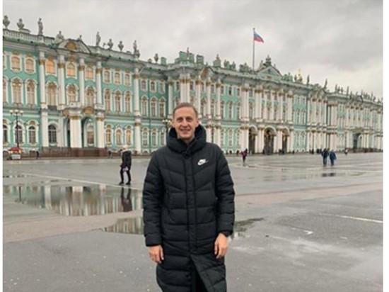 Украинский клуб расторг контракт с футболистом из-за фото из Петербурга