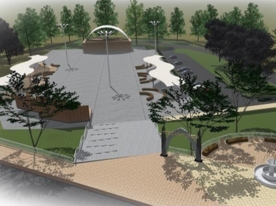 В год юбилея Великой Победы в Элисте отреставрируют площадь Победы