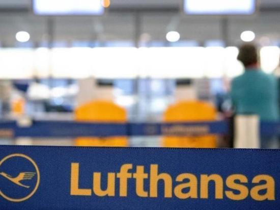Lufthansa отменяет все рейсы в Тегеран до 28 марта