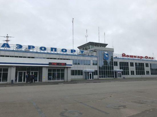Назван примерный размер пассажиропотока аэропорта Йошкар-Олы в 2019 году
