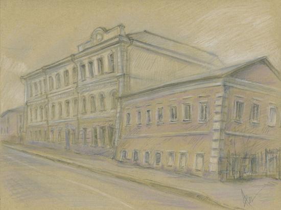 Где в Серпухове находилась Александровская мужская гимназия