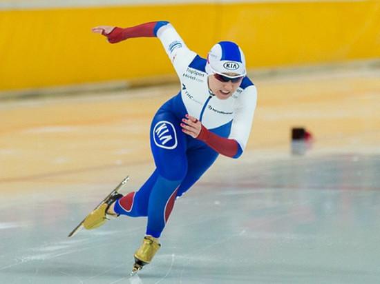 Мурманчанска взяла бронзу на Кубке России по конькобежному спорту