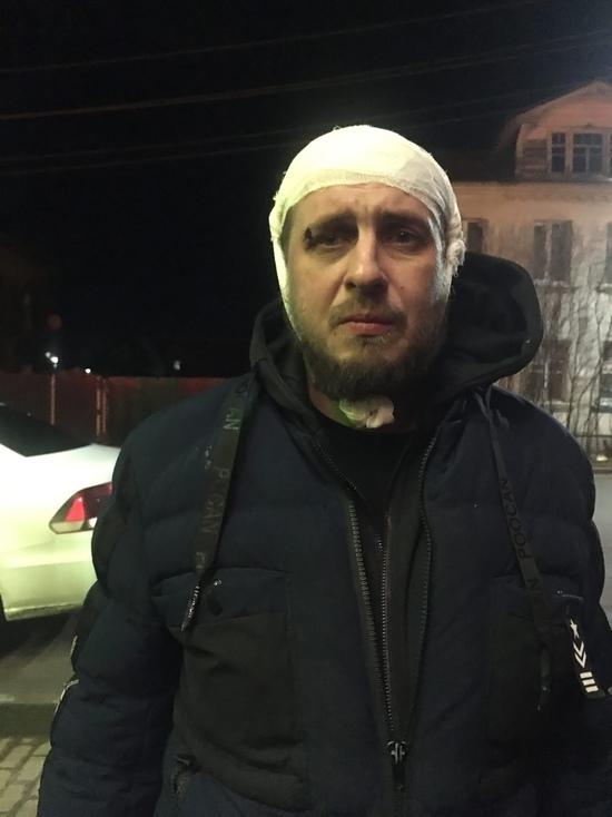 В Тверской области ищут родственников мужчины с забинтованной головой