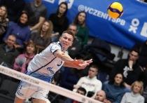 Волейбольный «Зенит» обыграл чемпиона страны
