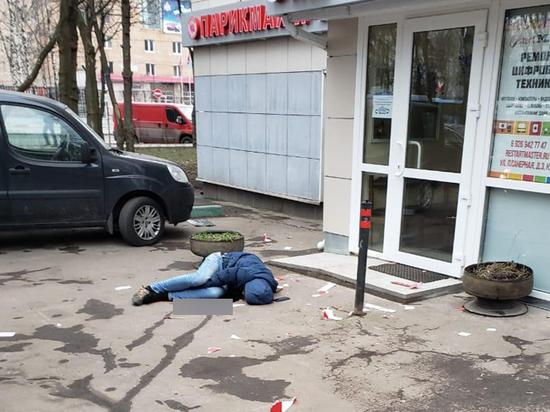 Гость столицы покончил с собой возле отделения полиции в Тушино