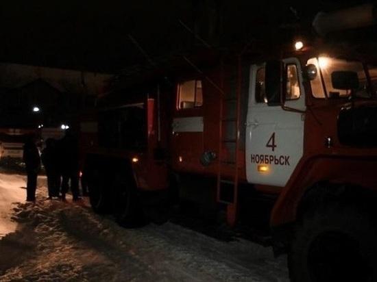 Спасенные из задымленной квартиры в Ноябрьске дети отравились гарью