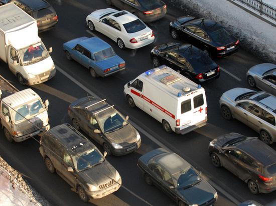 Москвичка родила в машине ГИБДД: «Автоинспектор станет крестным»