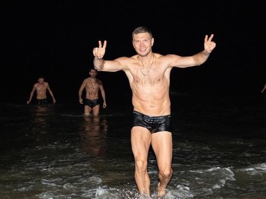 Тульский «Арсенал» на Крещение макнулся в Средиземное море