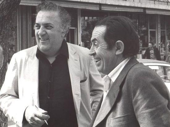 Лора Гуэрра рассказала о двух столетиях — Федерико Феллини и Тонино Гуэрры