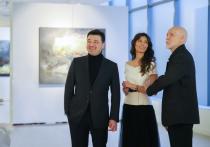 Выставка Николая Рыбакова открылась в Новом Иерусалиме