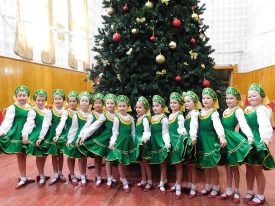 В калмыцком райцентре прошел Рождественский фестиваль