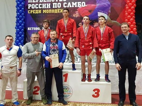 Камчатский самбист представит Россию на Кубке Европы