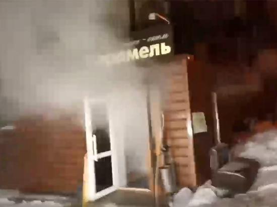 Пять человек стали жертвами прорыва трубы в отеле Перми