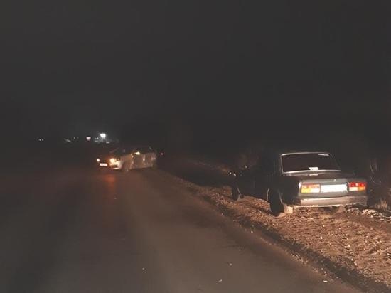Четыре человека травмированы в ДТП под Козельском
