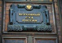 ТИК Абакана обжаловала решение кассационного кемеровского суда в Верховном суде РФ